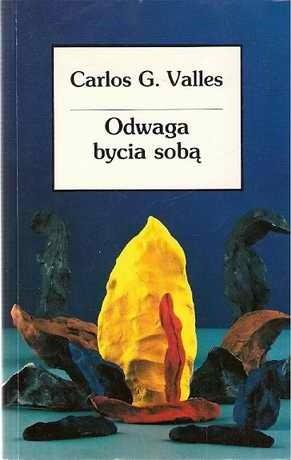 Okładka książki Odwaga bycia sobą