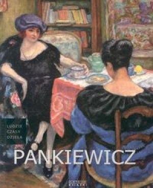 Okładka książki Pankiewicz
