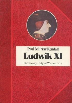Okładka książki Ludwik XI