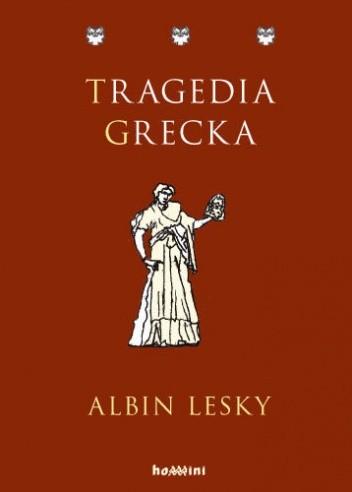Okładka książki Tragedia grecka