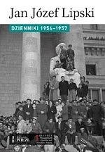 Okładka książki Dzienniki 1954-1957