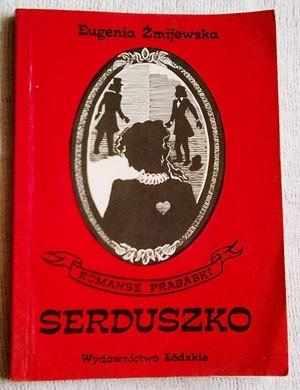 Okładka książki Serduszko