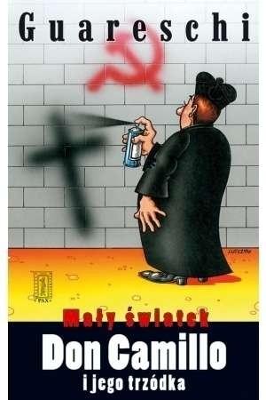 Okładka książki Don Camillo i jego trzódka