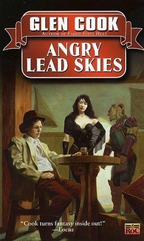 Okładka książki Angry Lead Skies