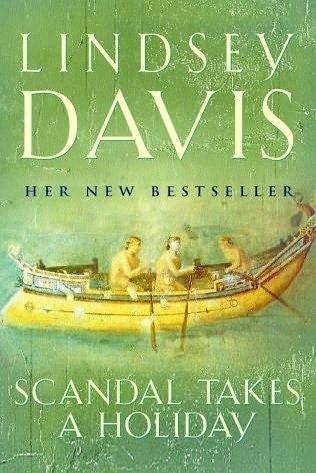 Okładka książki Scandal Takes a Holiday