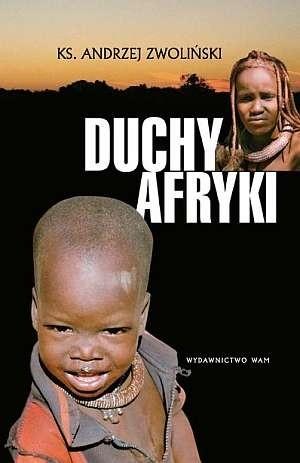 Okładka książki Duchy Afryki