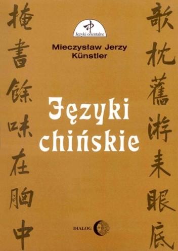 Okładka książki Języki chińskie
