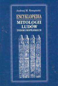 Okładka książki Encyklopedia mitologii ludów indoeuropejskich