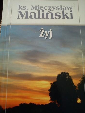 Okładka książki Żyj