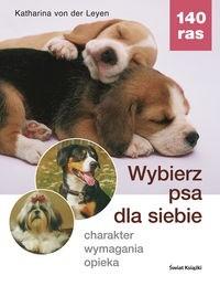Okładka książki Wybierz psa dla siebie
