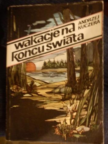 Okładka książki Wakacje na końcu świata