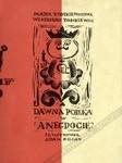 Okładka książki Dawna Polska w anegdocie