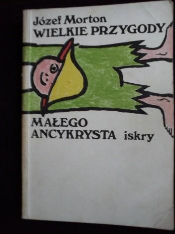 Okładka książki Wielkie przygody małego ancykrysta