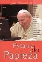 Okładka książki Pytania do Papieża