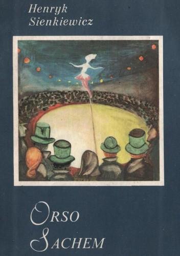 Okładka książki Orso. Sachem