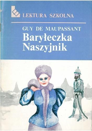 Okładka książki Baryłeczka; Naszyjnik