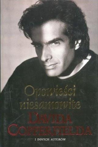 Okładka książki Opowieści niesamowite Davida Copperfielda