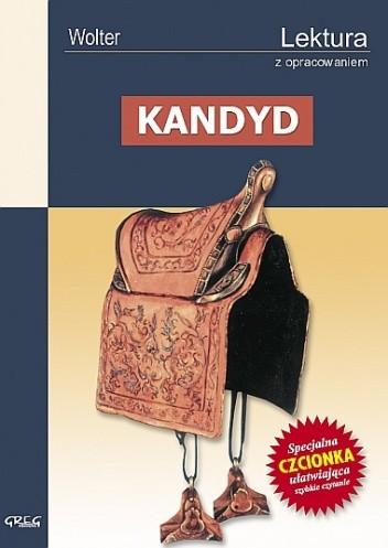 Okładka książki Kandyd, czyli optymizm