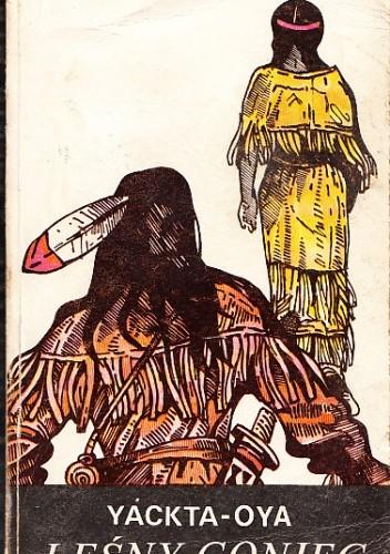 Okładka książki Leśny Goniec