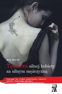 Okładka książki Tęsknota silnej kobiety za silnym mężczyzną