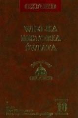 Okładka książki Wielka historia świata. T. 10, Rzym: Republika rzymska - Prownicje Cesarstwa Rzymskiego