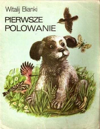 Okładka książki Pierwsze polowanie