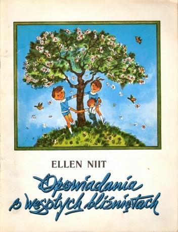 Okładka książki Opowiadania o wesołych bliźniętach