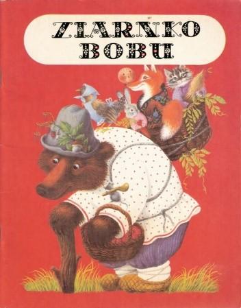 Okładka książki Ziarnko bobu. Rosyjskie bajki ludowe w opracowaniu Aleksego Tołstoja