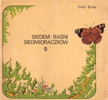 Okładka książki Siedem baśni siedmioraczków