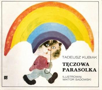 Okładka książki Tęczowa parasolka