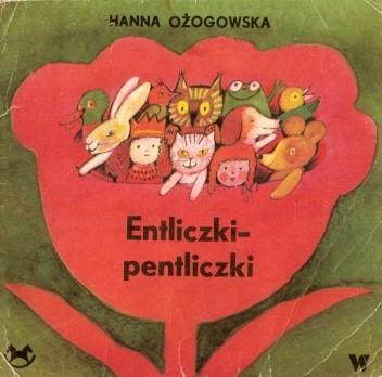 Okładka książki Entliczki-pentliczki