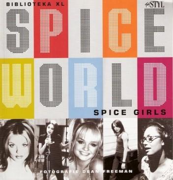 Okładka książki Spiceworld. Jak powstawał film o Spice Girls