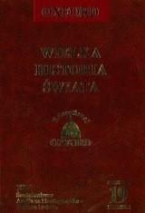 Okładka książki Wielka historia świata. T. 19, Średniowiecze : Anglia za Plantagenetów - Kultura i sztuka