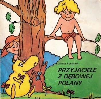 Okładka książki Przyjaciele z Dębowej Polany
