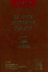 Okładka książki Wielka historia świata. T. 16, Średniowiecze : Na Wyspach Brytyjskich - Arabowie - Karolingowie