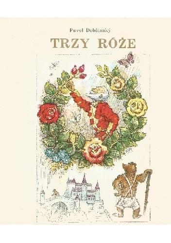 Okładka książki Trzy róże
