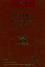 Okładka książki Wielka historia świata. T. 15, Średniowiecze : Wędrówka ludów - Merowingowie