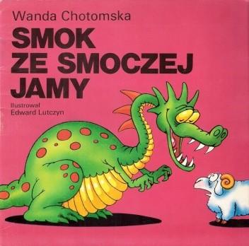Okładka książki Smok ze smoczej jamy