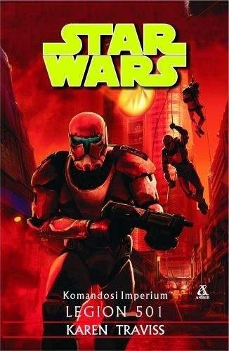 Okładka książki Komandosi Imperium: Legion 501