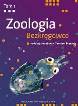 Okładka książki Zoologia t.1 Bezkręgowce