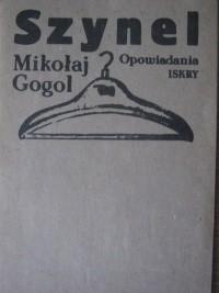 Okładka książki Szynel