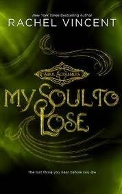 Okładka książki Moja dusza do stracenia