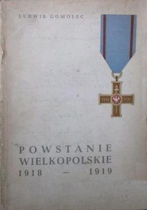 Okładka książki Powstanie Wielkopolskie 1918-1919