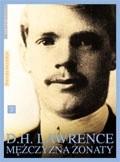 Okładka książki D. H. Lawrence - mężczyzna żonaty