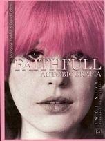 Okładka książki Faithfull: Autobiografia
