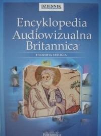 Okładka książki Encyklopedia Audiowizualna Britannica: Filozofia i religia