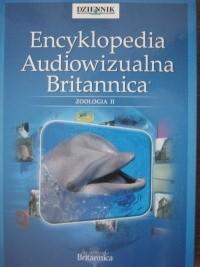 Okładka książki Encyklopedia Audiowizualna Britannica: Zoologia II