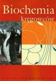 Okładka książki Biochemia kręgowców