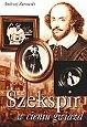 Okładka książki Szekspir w cieniu gwiazd
