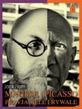 Okładka książki Matisse i Picasso - przyjaciele i rywale